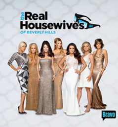 Artist Tomasz Rut featured in the Real Housewives of Beverly Hills tv show