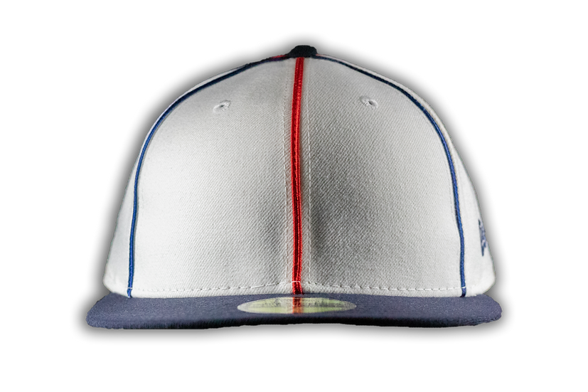 Chicago White Sox 1917 On-Field Turn Back the Clock Game 59Fifty Cap by New Era
