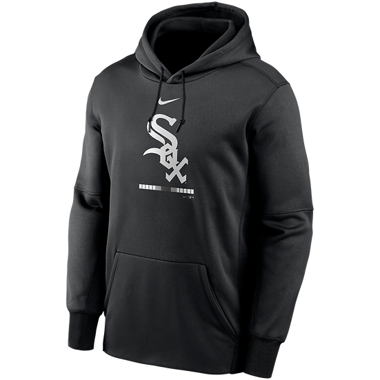 White Sox Nike Black Legacy Performance Pullover Hoodie