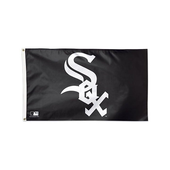 CHICAGO WHITE SOX FLAG - DELUXE 3' X 5'