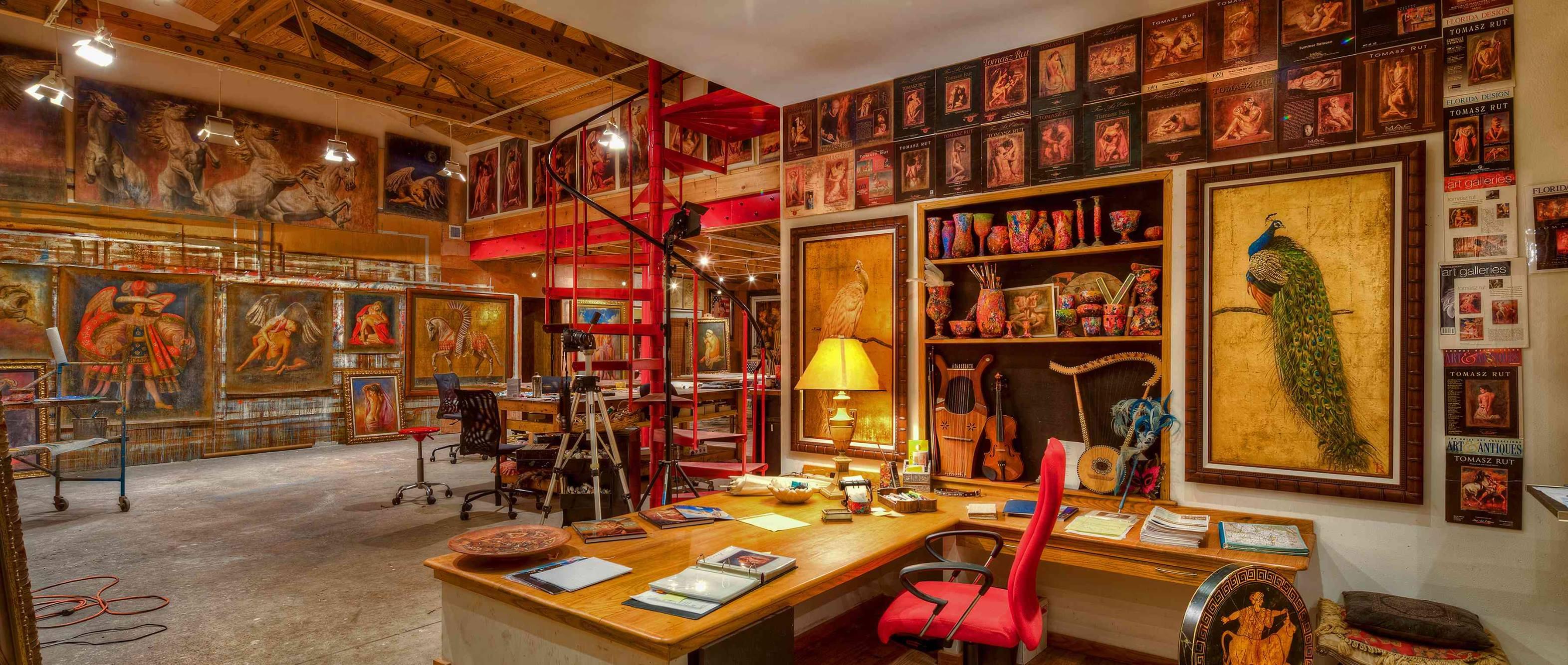 Tomasz Rut studio