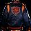 Thumbnail: Chicago Bears Starter Classic Satin Jacket