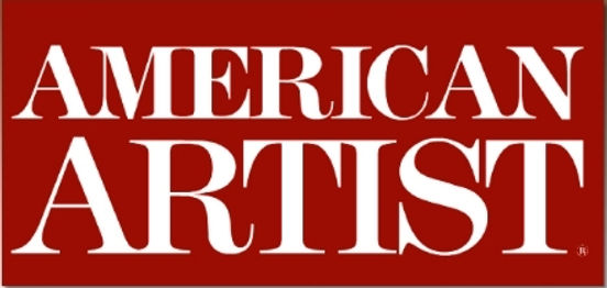 Artist Tomasz Rut featured in the American Artist Magazine