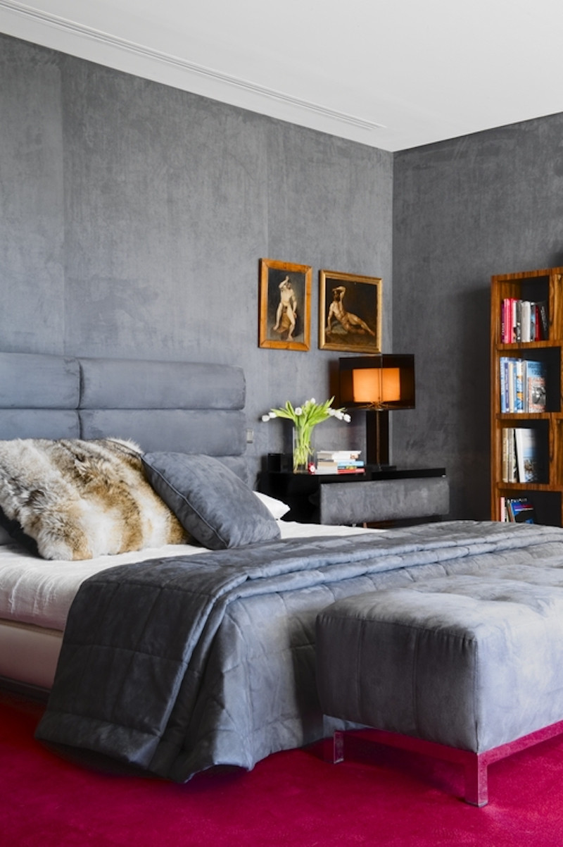 Interior design by Lorenzo Castillo