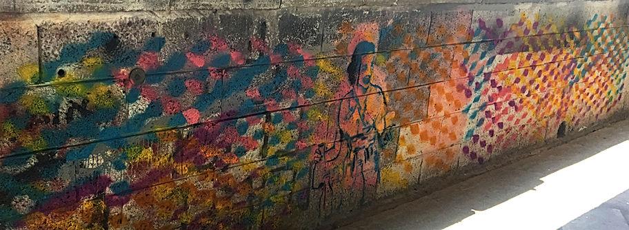 graffiti, street art, tel aviv, israel, jessica moritz, rgb, pattern, kiryat hamelacha,גרפיטי,קרית המלאכה,ציור,אמנות למכירה