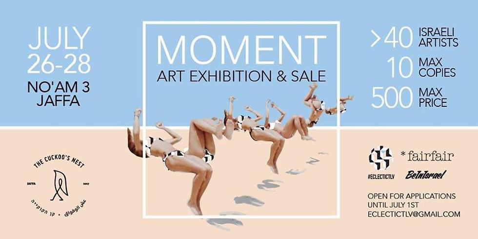 Moment – Art Exhibition&Sale | #eclectictlv X *fairfair