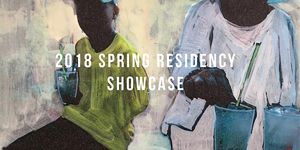 Spring Residency Showcase opening