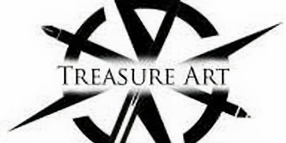 "Treasure Art Hunt & Auction   משחק ""טרז'ור ארט"