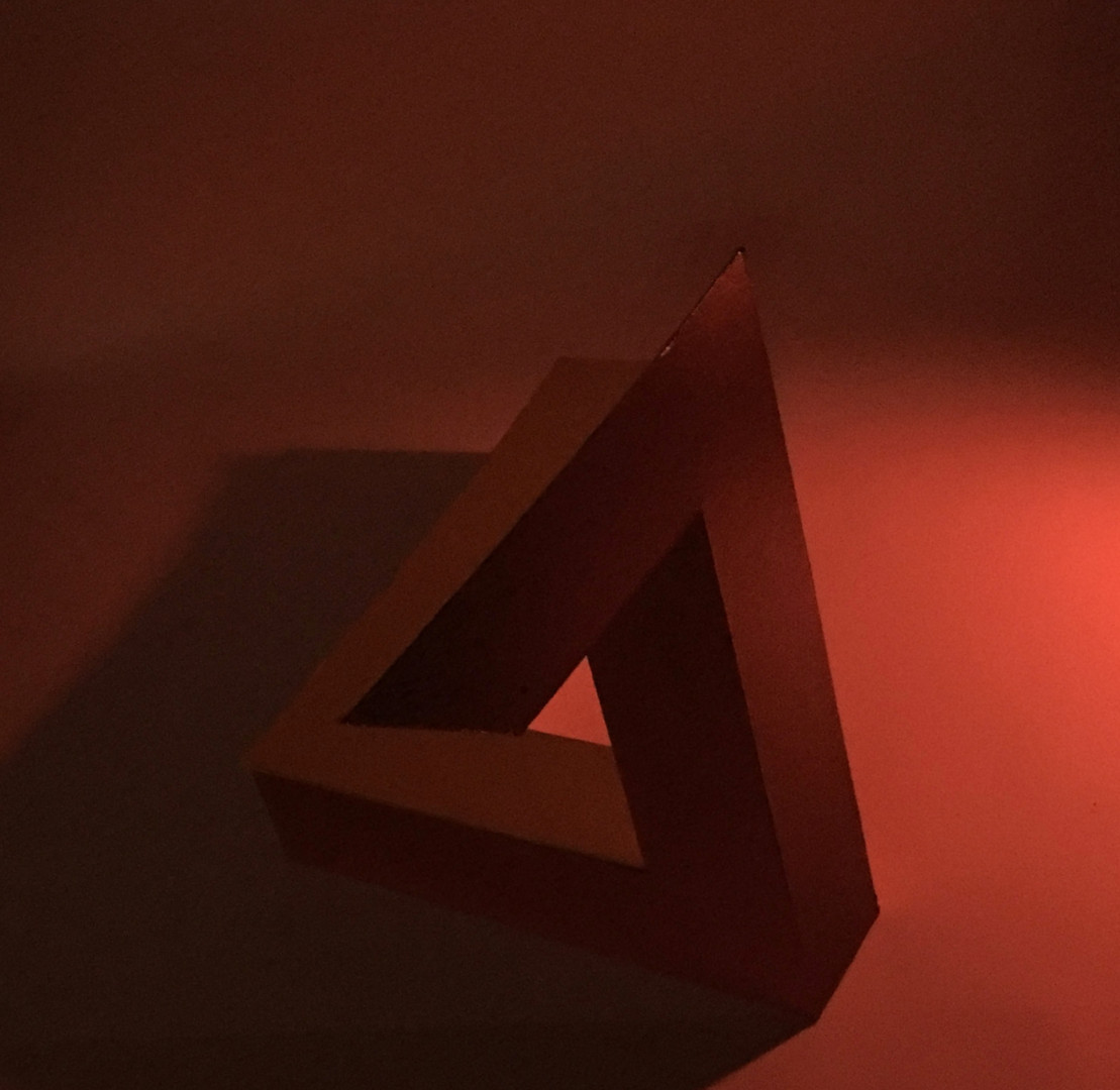 Penrose 2, Red light