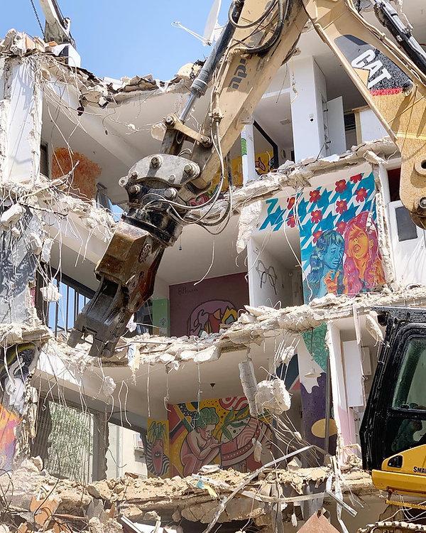 make love great again,jessica moritz, installation art, mural painting,  israel street art, israeli art, pop up museum tlv,ציור,אמנות למכירה,ציורים,img, jpeg, israeli pubic art