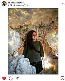 Meet Bianca Zaltcovitz, curator and creative manager