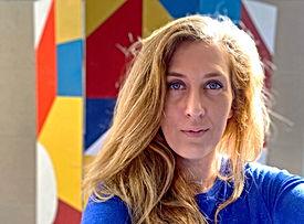杰西卡·莫里兹,参观工作室,画家,光与空间,色彩研究,新兴艺术家,概念艺术,心景