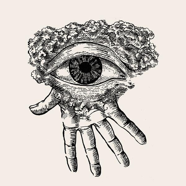 jessica moritz, visionary art, lightworker icon, surrealist ink, pop surrealist drawing, illu 2020, inktober 2020, ציירת ישראלית