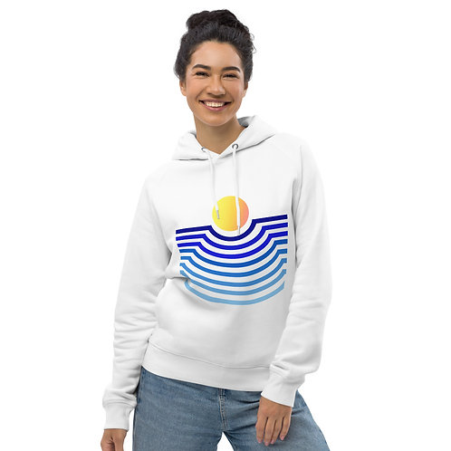 Sunset distraction Unisex pullover hoodie
