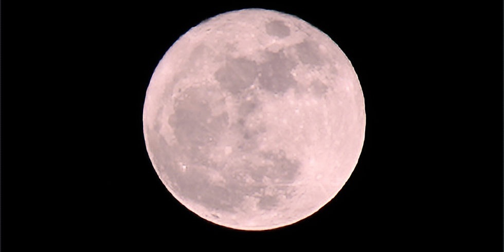 Strawberry Moon Paddle