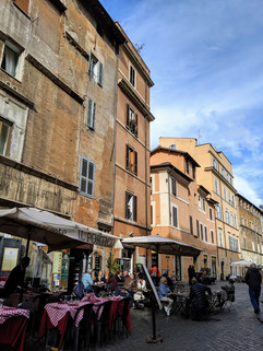 Jewish District - Rome