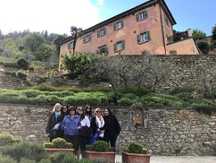 Bramsole, Cortona