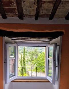 Window in Villa - Casali in Val di Chio