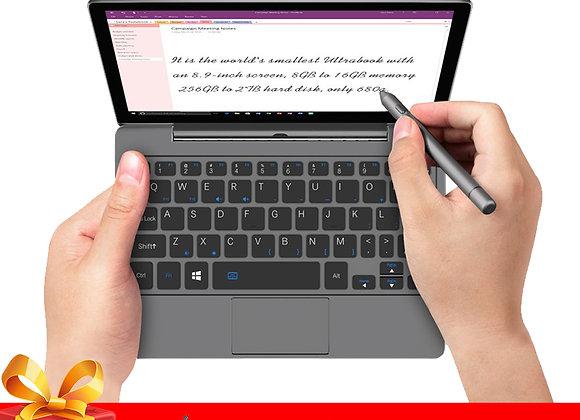 GPD P2 Max Portable Ultrabook Mini Pc Notebook Laptop 8.9 Int M3-8100y Win 10