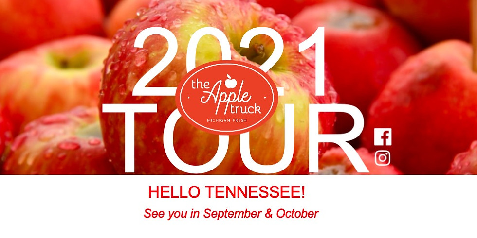 Apple Truck - Chattanooga, TN (Cider & Special Are Sold Out)