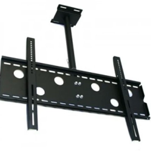 TILTING TV CEILING MOUNT 32-IN TO 60-IN - BLACK