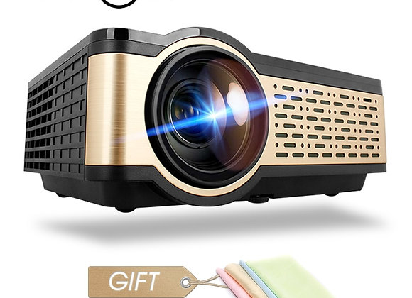 HD Mini Projector 4000 Lumens Android WIFI Bluetooth 1080p for Smart Phone HDMI