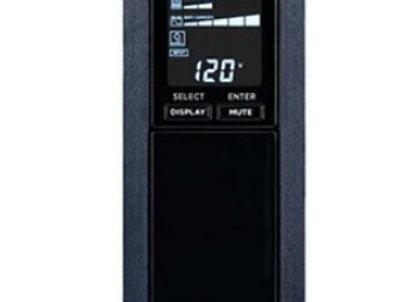 1500-VA 900-WATT 12 OUTLET  UPS  LCD DISPLAY
