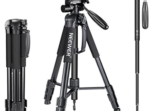 Neewer Portable 70 inches/177 centimeters Aluminum Alloy Camera Tripod