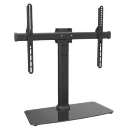 SWIVEL TV DESKTOP STAND WITH MOUNT 32-IN TO 55-IN