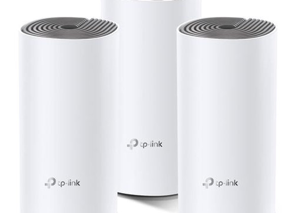 TP-LINK AC1200 WHOLE HOME MESH WI-FI SYSTEM WITH UP TO 4,000-SQ FT COVERAGE AND