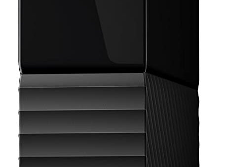 WD 4TB My Book Desktop External Hard Drive, USB 3.0 -