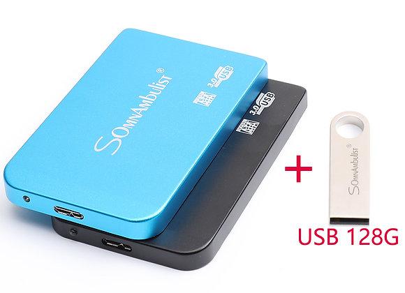 "HDD USB3.0 2.5"" External Hard Disk  Mobile Hard Disk 1tb External Hard Drives"