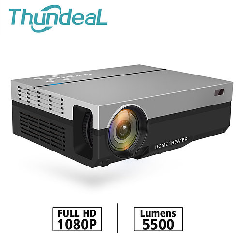 ThundeaL T26L T26 Full HD Projector Not T26K Native 1080P 5500 Lumens Video LED