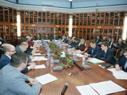 Обновленный состав Комитета ТПП РФ по развитию системы закупок приступил к активной работе