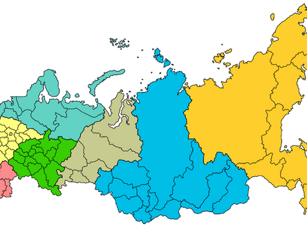 Карта прозрачности РФ за 10 лет