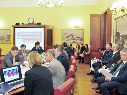 Заседание Комитета ТПП РФ по развитию системы закупок  на тему: «Внесение изменение в 44-ФЗ и 223-ФЗ