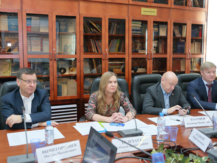 Заседание Комитета ТПП РФ по развитию системы закупок