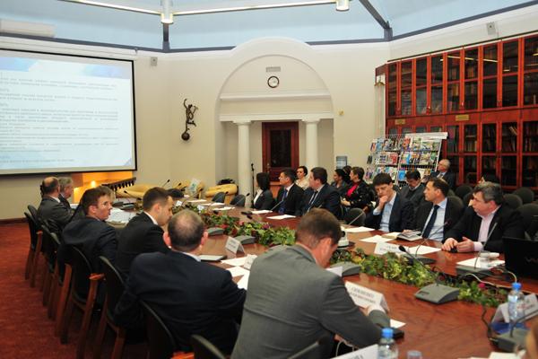 Заседание комитета по закупкам ТПП РФ 2 01.03.18