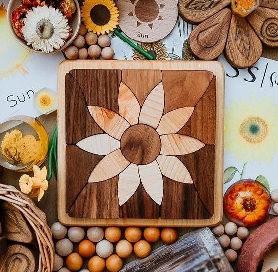Ayçiçeği Puzzle