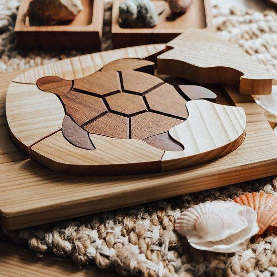 Kaplumbağa Puzzle