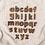 Thumbnail: Küçük Harfler (a-z)