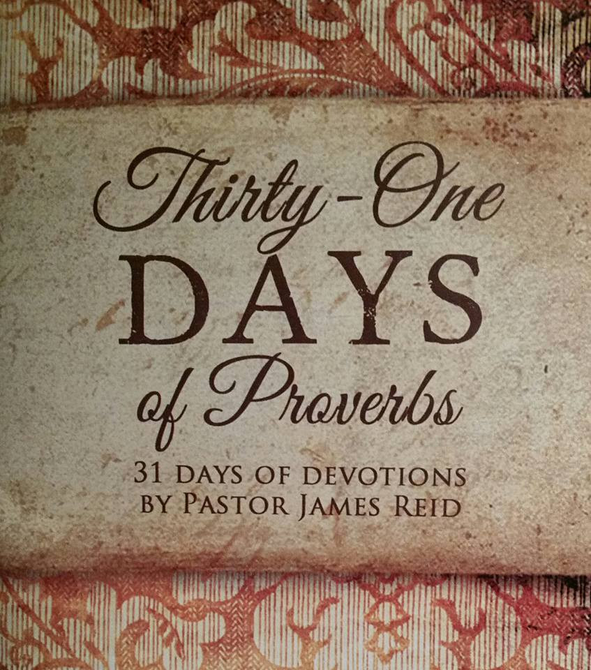 Thirty-One Days of Proverbs