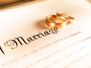 The Christian Plan for Marriage