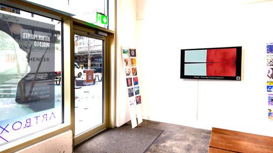 Ella Lugin @Artbox Gallery Zurich