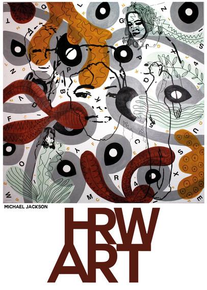 Kunstkarte HRW Art