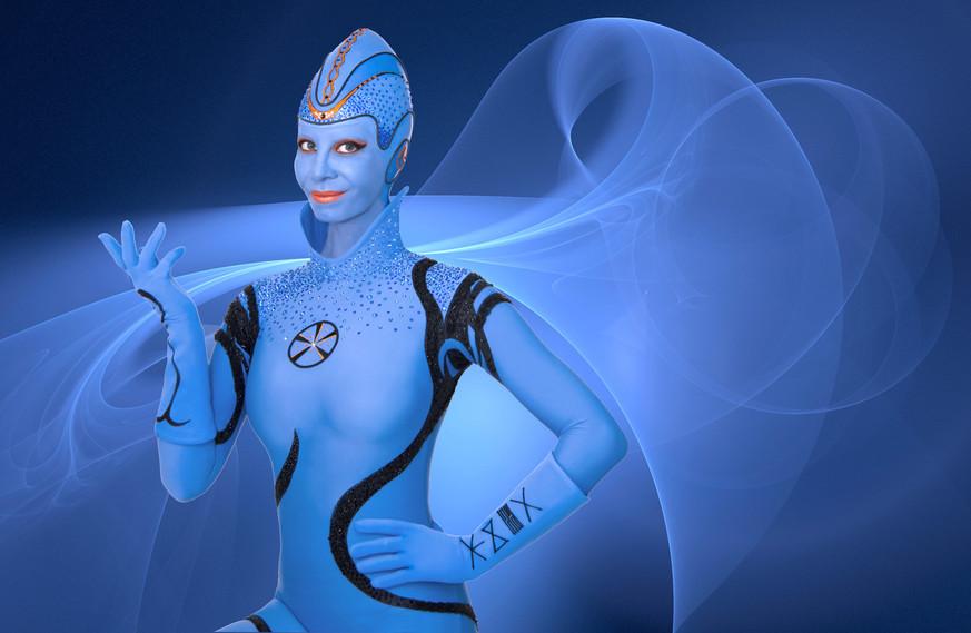 AELO BLUE Produktion