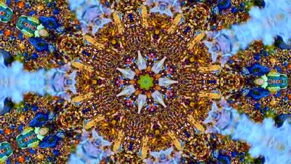 Stills art stream - watermosaic 1a