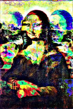 MONA LISA by Jean-Marie Guyaux