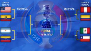 Cuartos de Final Copa América Centenario.