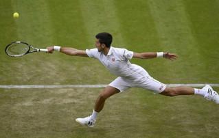 Djokovic alarga su racha en 'Grand Slam' a 30 partidos.